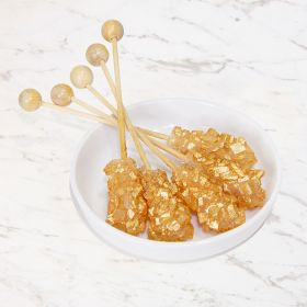 Gold Sugar Sticks